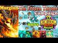 Boss The Winter Queen The Frozen Throne Campaign Hero Murglun (Level 22) Kingdom Rush Vengeance