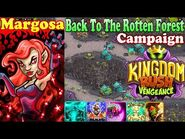 Back To The Rotten Forest Campaign Hero Margosa (Level 23) Kingdom Rush Vengeance (Steam)