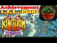 Kingdom Rush Origins - Achievement 1,2,3..