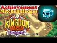 Kingdom Rush Origins - Secrets Achievement Mitchell-Hedges - Collect the 3 strange skulls