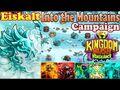 Into the Mountains Campaign Hero Eiskalt (Level 21) Kingdom Rush Vengeance (Steam)