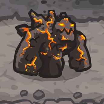 Magma Elemental