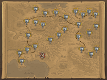Rush Map Full