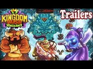 Kingdom Rush Vengeance Steam - Trailer-Towers-Heroes Release 2020