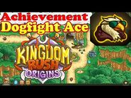 Kingdom Rush Origins - Achievement Dogfight Ace - Have your Gryphon Riders defeat 25 Perythons