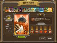 KRF Hero Room