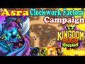Clockwork Factory Campaign Hero Asra (Level 5) Kingdom Rush Vengeance (Steam)