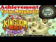 Kingdom Rush Origins - Achievement Valar Morghulis - Mark a total of 5 targets simultaneously
