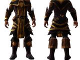 Armor Set of the Dark Empyrean