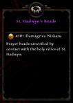 St. Hadwyn's Beads 3