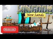 New Lands - Switch launch trailer