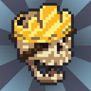 Cracked the Skull