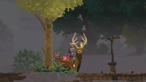 The Great Stag (Two Crowns)