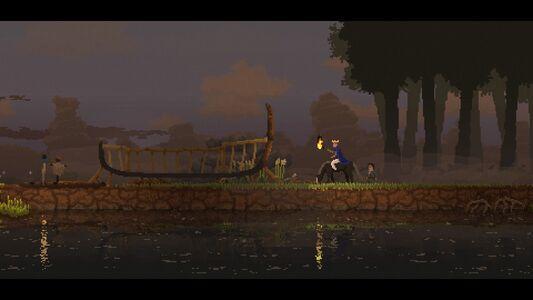 Screenshot Fendi 9 boat half complete