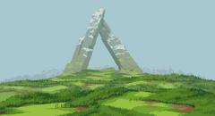 Norse Lands monument