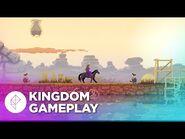 Kingdom Gameplay - Gorgeous 2D Medieval Village Building