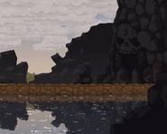 Skull Island cave