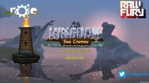 Q&A Livestream (Two Crowns)