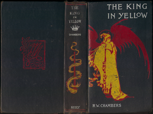 The King In Yellow (The Book)