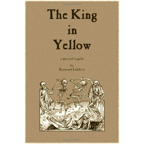 The King In Yellow: A Spectral Tragedy