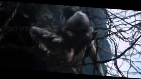 King Kong (2005) vs 3 Vastosaurous Rex's