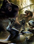 M. Kong vs. V. rex