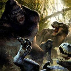 Megaprimatus Kong