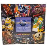 The Epic Adventures at Universal Studios Photo Album