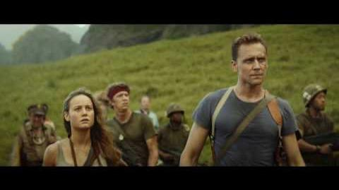 KONG SKULL ISLAND - IMAX Experience Featurette
