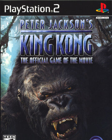 Peter Jackson S King Kong The Official Game Of The Movie King Kong Wiki Fandom