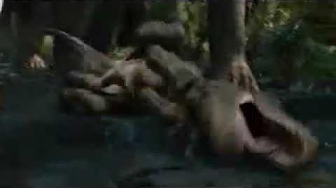 King Kong (2005) - Venatosaurus