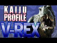 Vastatosaurus rex KAIJU PROFILE 【wikizilla