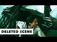 King Kong - Piranhadon Attack - Deleted Scene