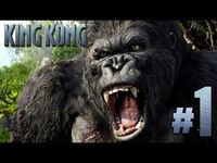 SKULL ISLAND!! - Peter Jackson's King Kong - Ep1