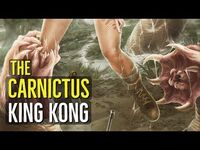 The Carnictis (KING KONG) Creatures Explored