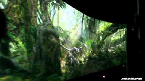 King Kong 360 the Ride in HD - POV at Universal Studios Hollywood - Clearer