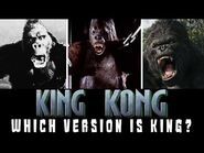 Which Version Of King Kong Is The Best? (1933, 1976, 2005)