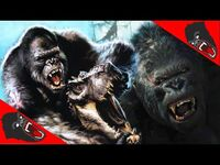 Different Interpretations of the King Kong (2005) Story!