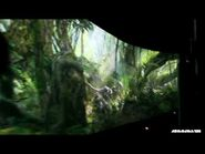 King Kong 360 the Ride in HD - POV at Universal Studios Hollywood - Clear HD