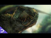 The Monster That HUNTS Kong! - Vastatosaurus Rex (MONSTER BREAKDOWN)