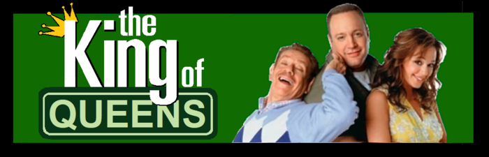 The King of Queens green poster.png