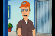 Dale Doesn't Feel a Thing