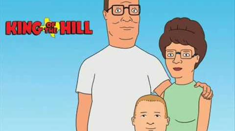 King of the hill full unedited theme song
