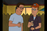 Hank Tells Dale to Lay off Bill