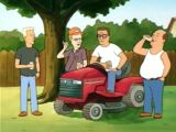 Hank's Lawn Mower