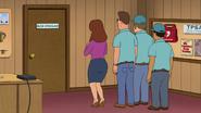 SP Buck Strickland's Door