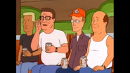 Boomhauer error and Derped up Hank