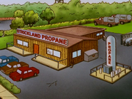 Strickland Propane View Above
