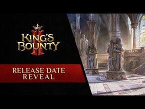 King's Bounty II – Release Date Reveal Trailer - PEGI