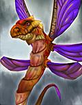Огненный дракончик